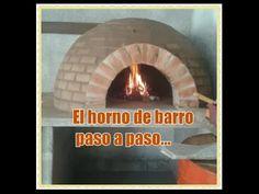 Horno a leña - YouTube Barbacoa, Carnitas, Ideas Para, Concrete, Oven, Youtube, Home Decor, Wood Burning Furnace, Ovens