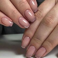 Semi-permanent varnish, false nails, patches: which manicure to choose? - My Nails Nude Nails, Nail Manicure, Pink Nails, Gel Nails, Nail Polish, Matte Nails, Acrylic Nails, Perfect Nails, Gorgeous Nails