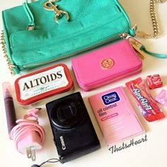 love the tory burch wallet!  lol...laffy taffy!!  talk about a blast from the past