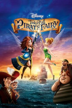 The Pirate Fairy 2014 720p / 1080p | Free HD Movies Download