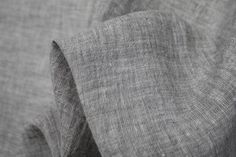 Nickel Crinkle - Linen - Tessuti Fabrics - Online Fabric Store - Cotton, Linen, Silk, Bridal & more
