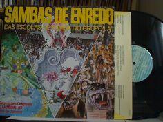 LP Sambas de Enredo - Escolas do Grupo 1 A* - http://www.infinityclassic.com.br/produtos/lp-mpb/lp-sambas-de-enredo-escolas-do-grupo-1-a/