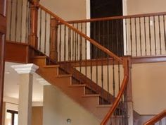 Image result for Staircase Railings