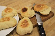 #englishmuffins #woodfired #bread #brunch #recipe