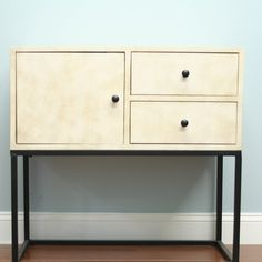 AC Pacific 2 Drawer Accent Cabinet & Reviews | Wayfair