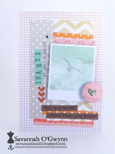 Paper Smooches SPARKS: Sept. 17-23 Cool Shades challenge--card by SPARKS DT Savannah--using the PS stamp sets Spookalicious, Hope, FOLKal Points