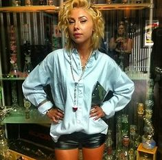 Lil' Debbie, one of my lady-crushes.