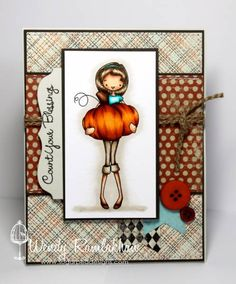 Count Your Blessings by Nin Nin - Cards and Paper Crafts at Splitcoaststampers