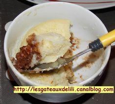 mug cake yaourt et chocolat