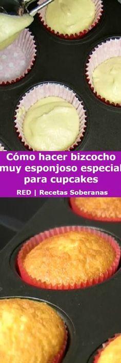 Cómo hacer bizcocho muy esponjoso especial para cupcakes. #esponjoso #cupcakes #vainilla #comohacer #perfect #postres #receta #recipe #casero #torta #tartas #pastel #nestlecocina #bizcocho #bizcochuelo #tasty #cocina #chocolate #pan #panes Si te gusta dinos HOLA y dale a Me Gusta MIREN Mini Cookies, Fall Cookies, Cake Mix Cookies, Mini Cupcakes, Easy Cooking, Cooking Recipes, Cheesecake Cake, Small Cake, Cakes And More