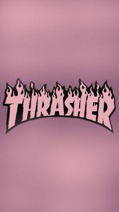 Pink Thrasher