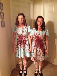 Grady Twins Halloween Costume   13 DIY Halloween Costumes for Teens