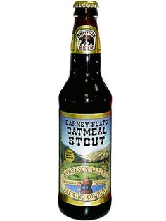 Anderson Valley Oatmeal Stout