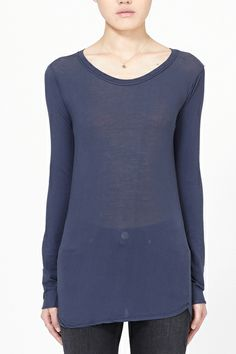 Humanoid Homm Top (Navy)