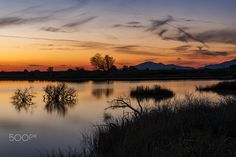Sunset in the Lake - Kos island Greece George Papapostolou PhotographeR 2016 © | gpapapostolou.com