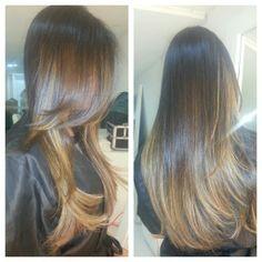 Filtros de luz natural para cabellos negros