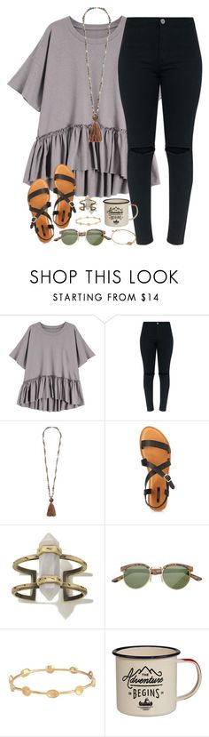 """""""the world awaits"""" by kaley-ii ❤ liked on Polyvore featuring Chan Luu, Forever 21, Kendra Scott, SW Global, Melinda Maria, Gentlemen's Hardware and Alex and Ani"""
