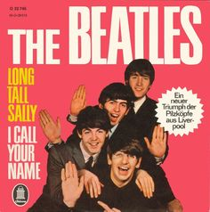 THE BEATLES LONG TALL SALLY I CALL YOUR NAME - Yahoo Image Search Results