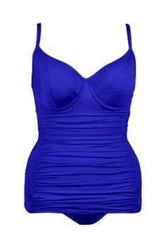 Ava One Piece Swimsuit Ocean | Shop Sorella Swim® Swimwear and Resortwear