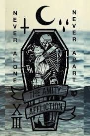 Bilderesultat for the amity affliction tattoo