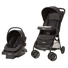 Cosco Lift and Stroll Travel System - Black Arrow