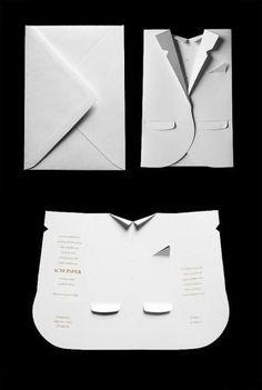 Suit envelope