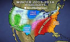 Winter 2013/2014 predictions