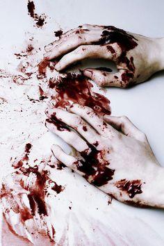 Blut an meinen Händen