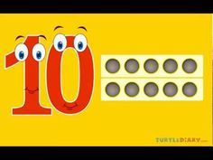 This is an animated lesson for preschoolers to teach numbers. Kids have fun with numbers while watching this video. For more educational games and videos visit www.turtlediary.com
