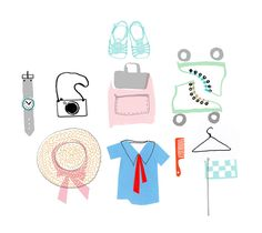HOLIDAY PACKING - Amy van Luijk