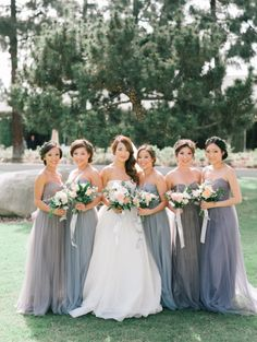 Bridesmaid beauty: http://www.stylemepretty.com/little-black-book-blog/2015/05/15/romantic-spring-wedding-at-turnip-rose-garden-promenade/ | Photography: Joel Bedford - http://joelbedfordweddings.ca/
