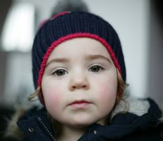 Knitted Hats, Portrait, Knitting, Photos, Fashion, Photographs, Face, Children, Color
