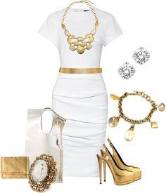LOLO Moda: Royal White