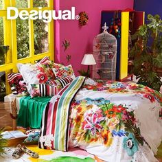 Desigual Perfect for your Sunday morning feelings