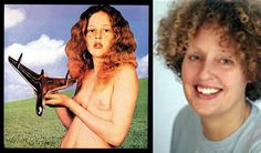 Mariora Goschen Blind Faith album cover - then and now