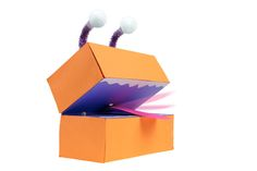 Check out this littleBits project! Box monster