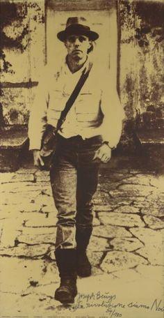 Joseph Beuys, 'La Rivoluzione Siamo Noi' 1972