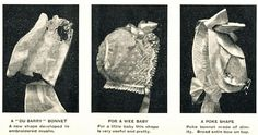 """Summer Hats for Children. Showing some of the newest shapes."" 1902"