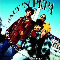Salt 'n Pepa & En Vogue - Whatta Man