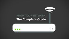 routers, and all the cool things you can do with them. Here's the complete guide that will teach you how to pick out the best network hardware, get to know it better, make it perform at its best, and access just about anything on your network from practically anywhere in the world. You can follow Adam Dachis, the author of this post, on , , and . Twitter's the best way to contact him, too.