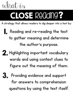 Close Reading in First Grade - Susan Jones Teaching
