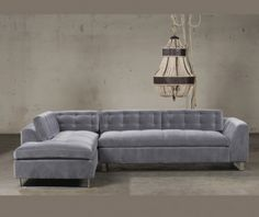 Custom Shine By Sho Small Scale Sectional