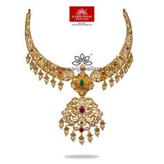 Gold Necklace for Women Online Gold Jewellery Design, Gold Jewelry, Gold Necklace, Necklace Online, Necklace Designs, Indian Jewelry, Jewelry Collection, Fashion Jewelry, Jewelry Making