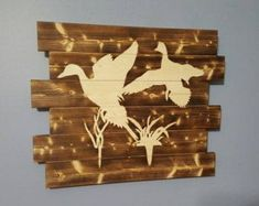 Ducks Coming In Duck Hunting Waterfowl by UpstatePalletDesigns #waterfowlhuntingtips