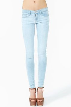 Highway Blues Skinny Jeans