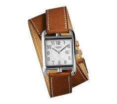 Hermes watch. Marque De Bijoux, Bracelet Cuir Homme, Horlogerie, Beaux  Bijoux, 55505fa98df