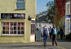 Find our shop in the centre of Hawkshead. Open daily with free tastings on offer every day.
