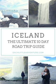 The Ultimate Iceland Road Trip Guide