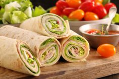Healthy Toddler Snacks, Toddler Meals, Lunch Wraps, Nutritious Snacks, High Tea, Fajitas, Fresh Rolls, Sandwiches, Food And Drink
