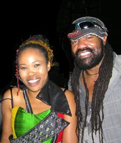 Tony Rebel and Queen Ifrica pure oneness